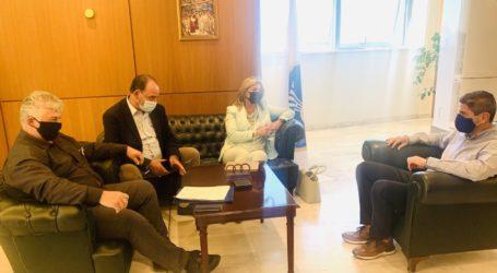Ζέττα Μακρή: «Αυγενάκης και Μπαγινέτας θετικοί στις προτάσεις του Δήμου Ζαγοράς – Μουρεσίου»