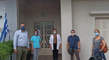 Αγροτικό ιατρείο αποκτά ο Βρυότοπος στο ανακαινισμένο κοινοτικό κατάστημα