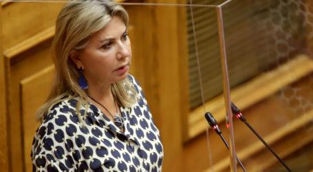 Ζέττα Μακρή: Στήριξη στους περιπτεριούχους για την επιβίωσή τους, λόγω κορωνοϊού
