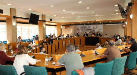 Συνεδρίασε το Συντονιστικό Όργανο Πολιτικής Προστασίας Π.Ε. Λάρισας