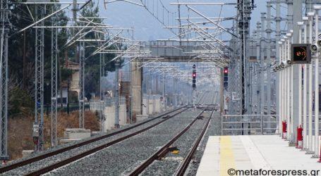 Άμεσες κινήσεις της ΕΡΓΟΣΕ: Δημοπρατούνται έργα 262 εκατ., συμβασιοποιούνται έργα 106 εκατ. – Αναβάθμιση της γραμμής Λάρισα-Βόλος