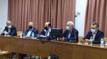 Χρ. Τριαντόπουλος: Περιοδεία στη Θεσσαλία για την υλοποίηση των μέτρων στήριξης των πλημμυροπαθών