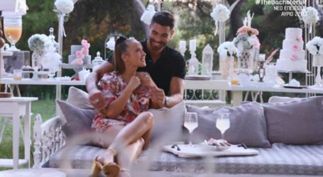 The Bachelor: Ο Παναγιώτης Βασιλάκος βγήκε ραντεβού με τη Βίβιαν