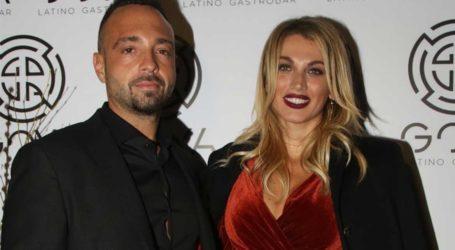 Η Kωνσταντίνα Σπυροπούλου δημοσίευσε την πρώτη κοινή φωτογραφία με τον Βασίλη Σταθοκωστόπουλο