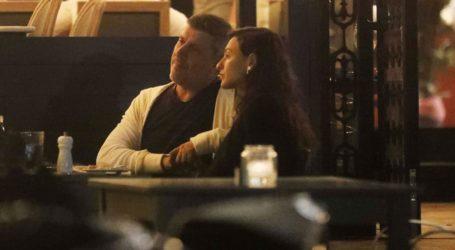Κώστας Πηλαδάκης-Ναυσικά Παναγιωτακοπούλου: Βραδινή έξοδος για το ερωτευμένο ζευγάρι