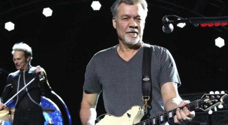 Θλίψη στην παγκόσμια μουσική σκηνή – Έφυγε από τη ζωή ο Eddie Van Halen