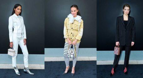 PFW: Οι διάσημοι καλεσμένοι στο Louis Vuitton στο Παρίσι