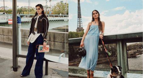 H Chloe παρουσιάζει τη νέα της συλλογή στους δρόμους του Παρισιού!