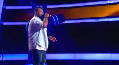 The Voice: Ο διαγωνιζόμενος που κατάφερε να γυρίσει και τις τέσσερις καρέκλες των κριτών