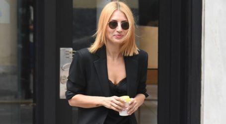To total black look της Μαρίας Ηλιάκη που θα σας εμπνεύσει για τις all day εμφανίσεις σας στην πόλη