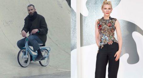 Η Cate Blanchett αναλαμβάνει την παραγωγή ελληνικής ταινίας με τον Άρη Σερβετάλη