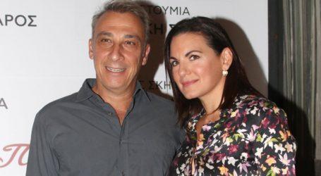 Μίνως Μάτσας-Όλγα Κεφαλογιάννη: Βραδινή έξοδος στο θέατρο για το ερωτευμένο ζευγάρι