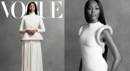 Η Naomi Campbell μιλά για την αφοσίωσή της να υποστηρίζει τα μοντέλα του ίδιου χρώματος
