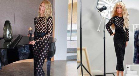 Η Claudia Schiffer έγινε κούκλα Barbie!