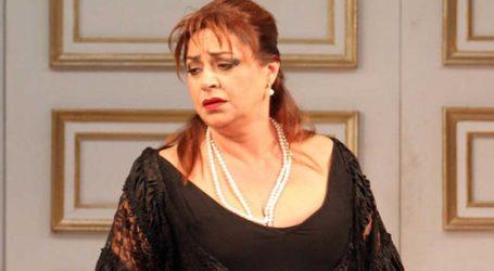 Πένθος για την Μαρία Φιλίππου