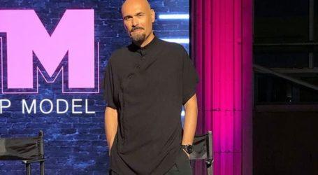 Ο Δημήτρης Σκουλός guest κριτής στο πολωνικό «Next Top Model»