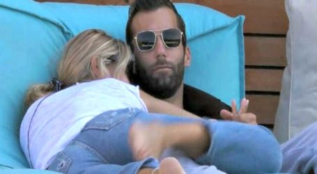 Big Brother: Το παθιασμένο φιλί του Δημήτρη Κεχαγιά με την Σοφία Δανέζη