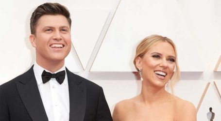 Scarlett Johansson: Παντρεύτηκε τον Colin Jost σε στενό οικογενειακό κύκλο
