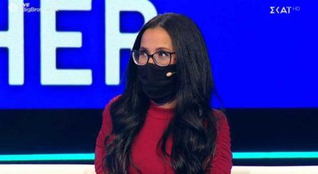 Big Brother: Ο Παναγιώτης Βαρουξής ζήτησε δημόσια συγγνώμη στη Χριστίνα Ορφανίδου