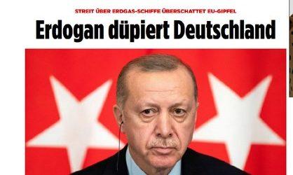 «Ο Ερντογάν εξαπατά τη Γερμανία»