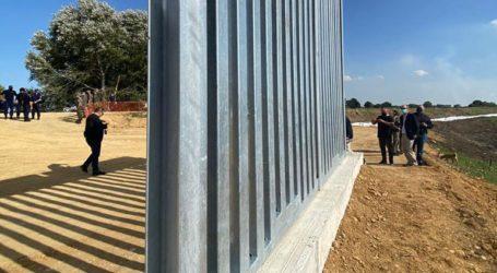 Αυτός είναι ο νέος φράχτης στον Έβρο
