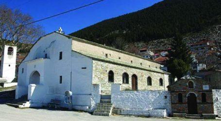 Ολοκληρώθηκαν οι εργασίες αποκατάστασης του Ι. Ν. της Αγίας Παρασκευής στον Κοκκινοπηλό