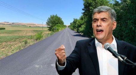 """""""Κλείδωσε"""" η κατασκευή του νέου δρόμου Λάρισας – Φαρσάλων: Ο Αγοραστός ανακοίνωσε και την εξεύρεση των κονδυλίων για το έργο!"""