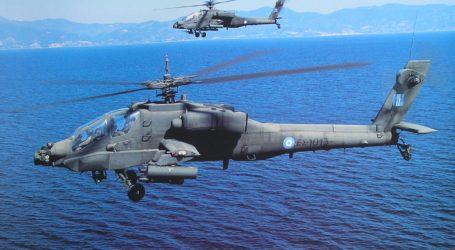 Και ελικόπτερα στον ουρανό του Βόλου για την εθνική επέτειο [εικόνα]