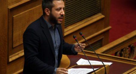 Αλ. Μεϊκόπουλος: Η ΝΔ δίνει τη χαριστική βολή στους υπερχρεωμένους συμπολίτες  μας