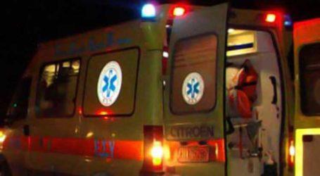 Βόλος: Τροχαίο ατύχημα στις Αλυκές
