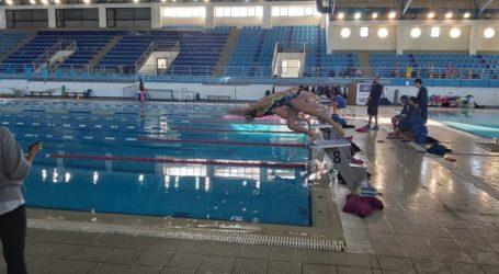 1ο camp αξιολόγησης – επιλογής για τους κολυμβητές της Νίκης Βόλου