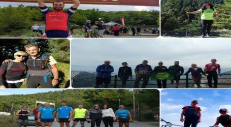 Η αθλητική δράση του Συλλόγου Δρομέων Υγείας Βόλου