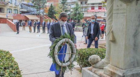 Το μήνυμα του δημάρχου Φαρσάλων Μάκη Εσκίογλου για την εθνική επέτειο της 28ης Οκτωβρίου
