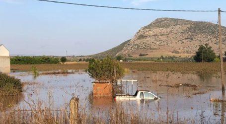 Ιανός: Σε σύσκεψη καλεί η Ε.Ο.Α.Σ.Ν Λάρισας τους αγρότες των Φαρσάλων
