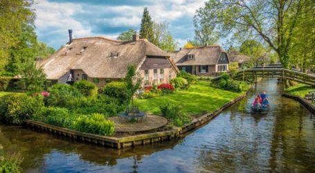 "Giethoorn: Το ονειρικό χωριό χωρίς δρόμους! Η ""Βενετία της Ολλανδίας""!"