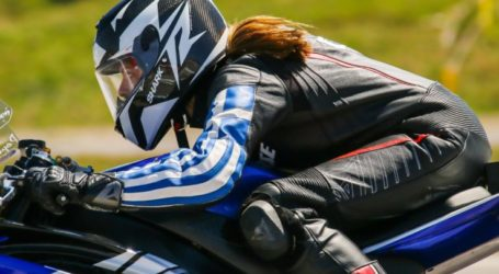 Λάρισα: Χτύπησε γυναίκα οδηγό μοτοσικλέτας και την εγκατέλειψε