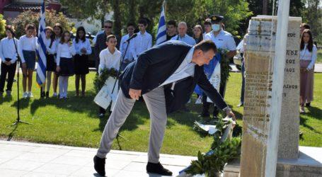 Γαλήνη και Πλατύκαμπος τίμησαν τους εκτελεσθέντες από τα ναζιστικά στρατεύματα κατοχής
