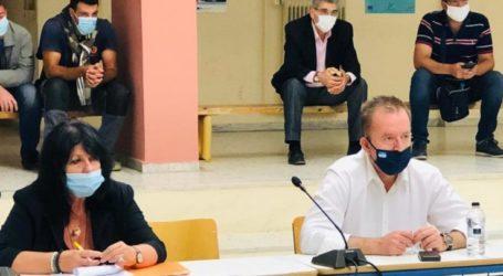 Να συσταθεί διακομματική επιτροπή για τις ζημιές στα Φάρσαλα Άννα Βαγενά ζητούν Κόκκαλης – Βαγενά