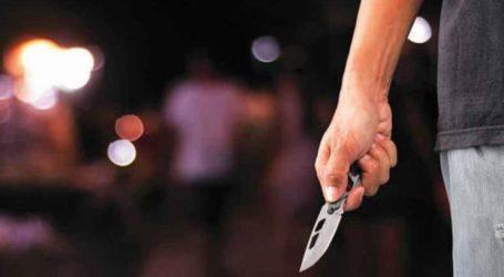 Ληστεία με μαχαίρι σε περίπτερο του Βόλου