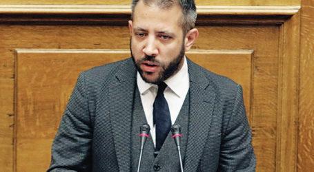 Στη Βουλή από τον Αλ. Μεϊκόπουλο τα προβλήματα από την επέλαση του «Ιανού» στο Αϊδίνι