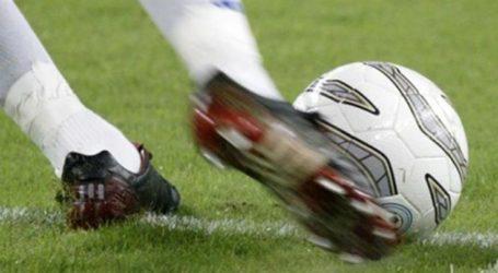 Λάρισα: Κρούσμα κορωνοϊού σε τοπική ομάδα ποδοσφαίρου