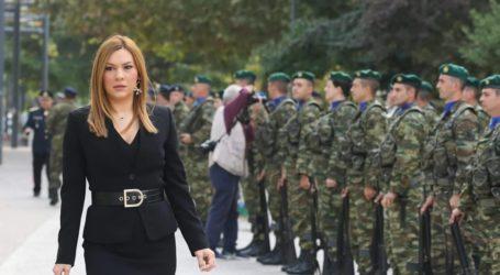 Στέλλα Μπίζιου: 28η Οκτωβρίου, ημέρα μνήμης, τιμής και έμπνευσης