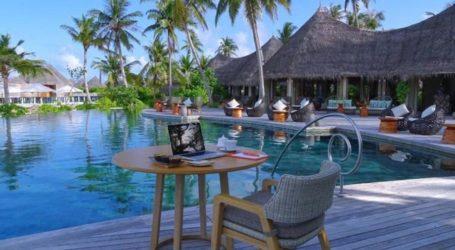 Το τέλειο μέρος για τηλεργασία είναι στις Μαλδίβες