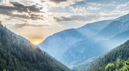 Ταξίδι σε έξι ψηλά βουνά της Ελλάδας