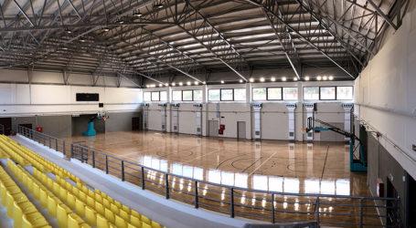 Στολίδι το Κλειστό Γυμναστήριο της Ζαγοράς – Δείτε εικόνες και βίντεο