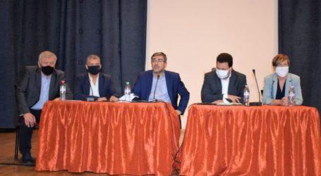 Συνάντηση εργασίας της ΠΕΔ Θεσσαλίας για το φλέγον θέμα της διαχείρισης των κενών συσκευασιών φυτοφαρμάκων