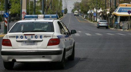 Λάρισα: Οδηγούσε κλεμμένο αυτοκίνητο, με κλεμμένες πινακίδες και χωρίς δίπλωμα!