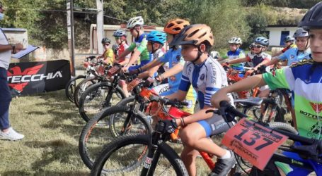 Εξαιρετική εμφάνιση της ποδηλασίας της Νίκης Βόλου σε διασυλλογικό αγώνα στη Φλώρινα