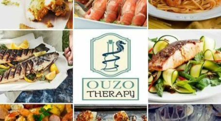 Το ανανεωμένο Ouzotherapy, μεγαλύτερο με νέο μενού!
