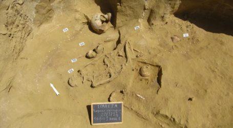 Σημαντική ανακάλυψη στη νεκρόπολη της Τραπεζάς Αιγίου